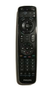 Philips Srp5107wm/17 Universal Learning Remote Control Simple Setup For Dvr/hd