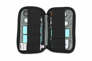 Bubm 9 X Usb Flash Drive Cover Travel Pouch Water Resistant Dust Proof Premium