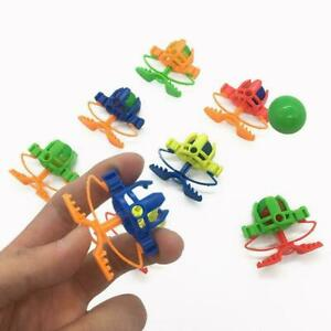 Fun Children Squeeze Toy Finger Slingshot Launch Pinball Plastic Game Y7n2