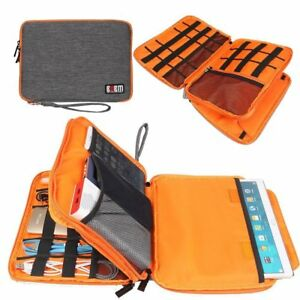 Bubm Universal Double Layer Travel Gear Organizer / Electronics Accessories Bag