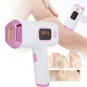 Ipl Laser Permanent Hair Removal Machine Painless Face Body Leg Shaving Epilator
