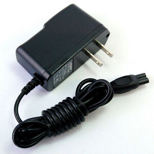 Hqrp Ac Adapter Cord For Philips Norelco 7145xl 7315x 7615x 7617xl 8000x 8500x