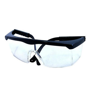 Hqrp Safety Goggle Glasses Uv Protecting For Medical Surgery Pathology Dentists