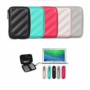 Bubm Eva Waterproof Travel Portable Organizer Cables Hdd Carrying Case Bag S