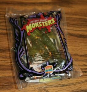 1997 Universal Studios Monsters Burger King - Creature From The Black Lagoon