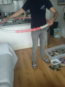 Adult Hula Hoop With Nodules For Great Excersice -