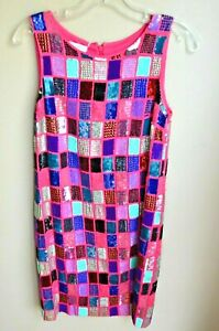 New Nwt Emilio Pucci Sequin Embroidered Embellished Applique Dress Us 4 6  It 40