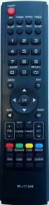 Replacement Bauhn Remote Control Substitute Rc110 - Ax-42fd1  Ax42fh1