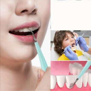 Electric Ultra Sonic Dental Scaler Tooth Scaler Tartar Stain Cleaner Tartar Whit