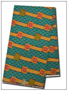 African Watches Print Fabric By 1/2 Yard Contact Us If Trouble Ordering 1010