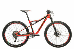 Cannondale Scalpel-si Carbon 1 Hi-mod Mountain Bike - 2017, Small
