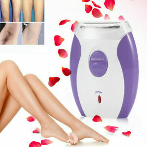 Women Rechargeable Hair Removal Lady Electric Body Epilator Shave Machine Kl