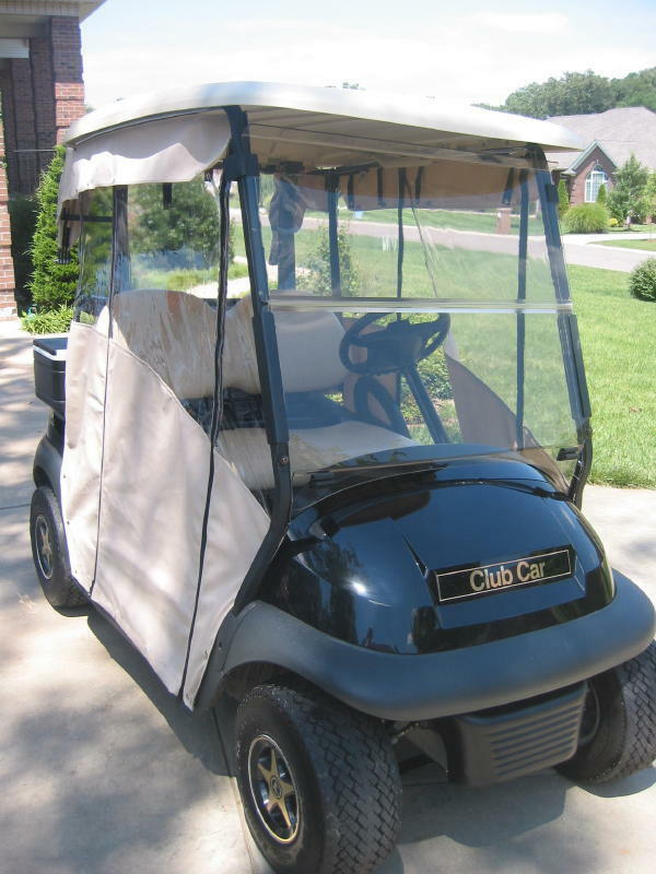 LINEN SUNBRELLA ENCLOSURE Club Car Precedent Golf Cart Cover ... on clear plastic golf cart covers, club car golf cart rain covers, rail golf cart covers, eevelle golf cart covers, vinyl golf cart covers, door works golf cart covers, star golf cart covers, portable golf cart covers, national golf cart covers, buggies unlimited golf cart covers, sam's club golf cart covers, harley golf cart seat covers, yamaha golf cart covers, canvas golf cart covers, classic golf cart covers, discount golf cart covers, custom golf cart covers, golf cart cloth seat covers, golf cart canopy covers, 3 sided golf cart covers,