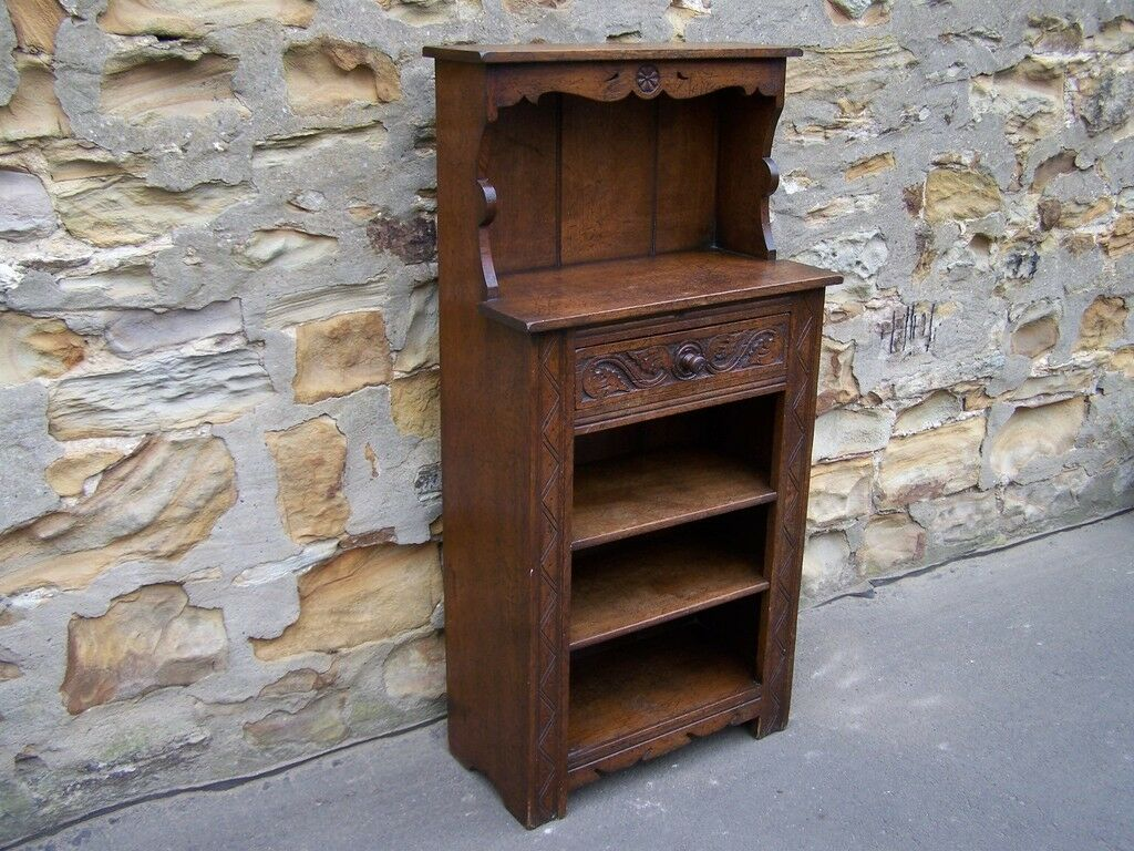 Ipswich Oak Bookcase