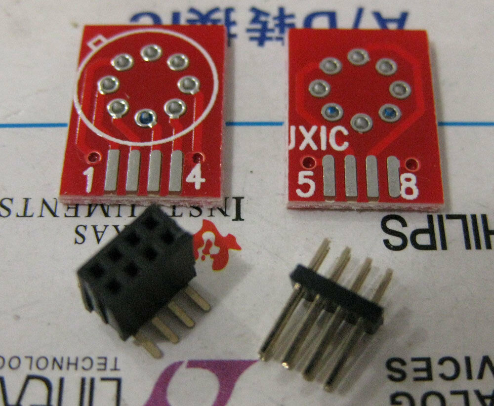 1x To 99 Soic Sop8 Pcb Adapter To99 Smd Converter Diy Sot 23