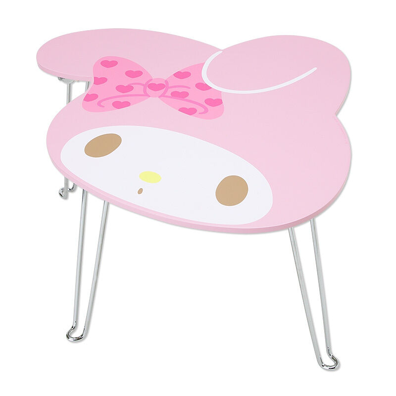 My melody folding table sanrio from japan picclick for Table exterieur hello kitty