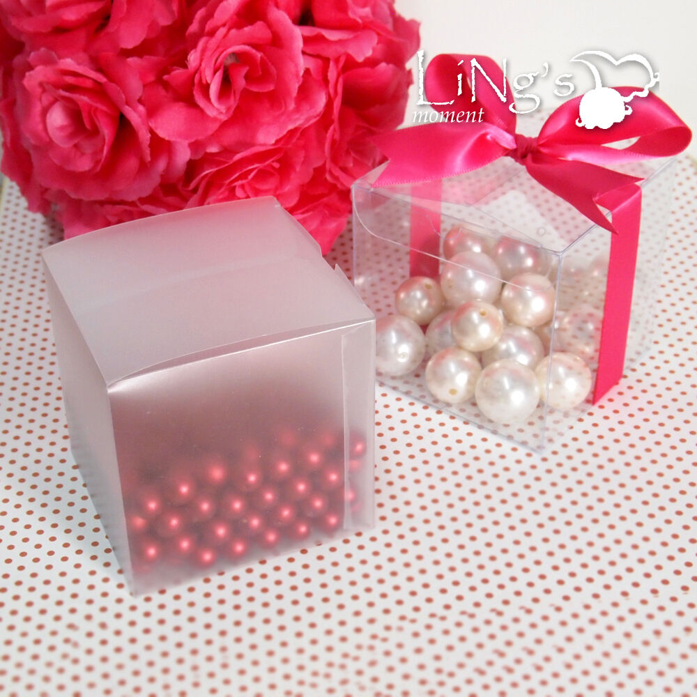 50100200 Wedding Party Favor Gift Cupcake Candy Boxes Baby Shower