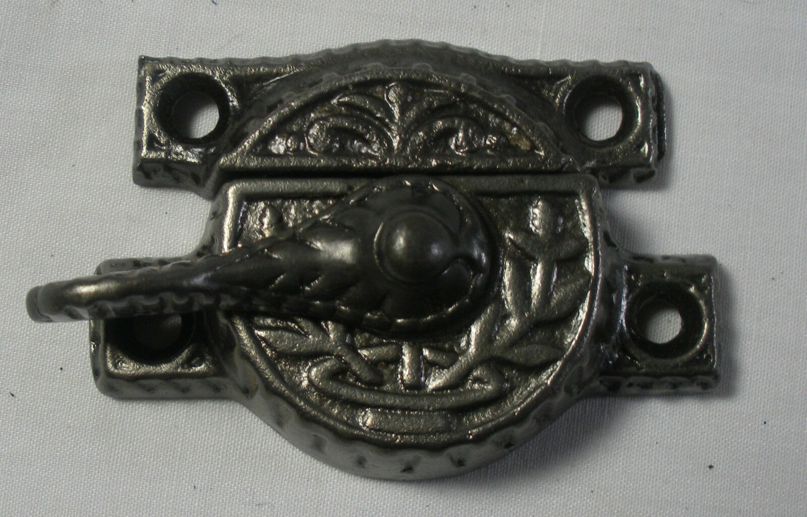 Victorian Cast Iron Window Latch