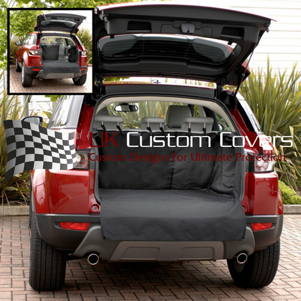 land rover range rover evoque tapis de coffre sur mesure. Black Bedroom Furniture Sets. Home Design Ideas