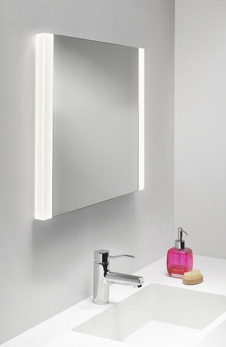 Astro Calabria 0898 Illuminated Bathroom Mirror Hand Wave Switch Demister Eco Eur 331 01