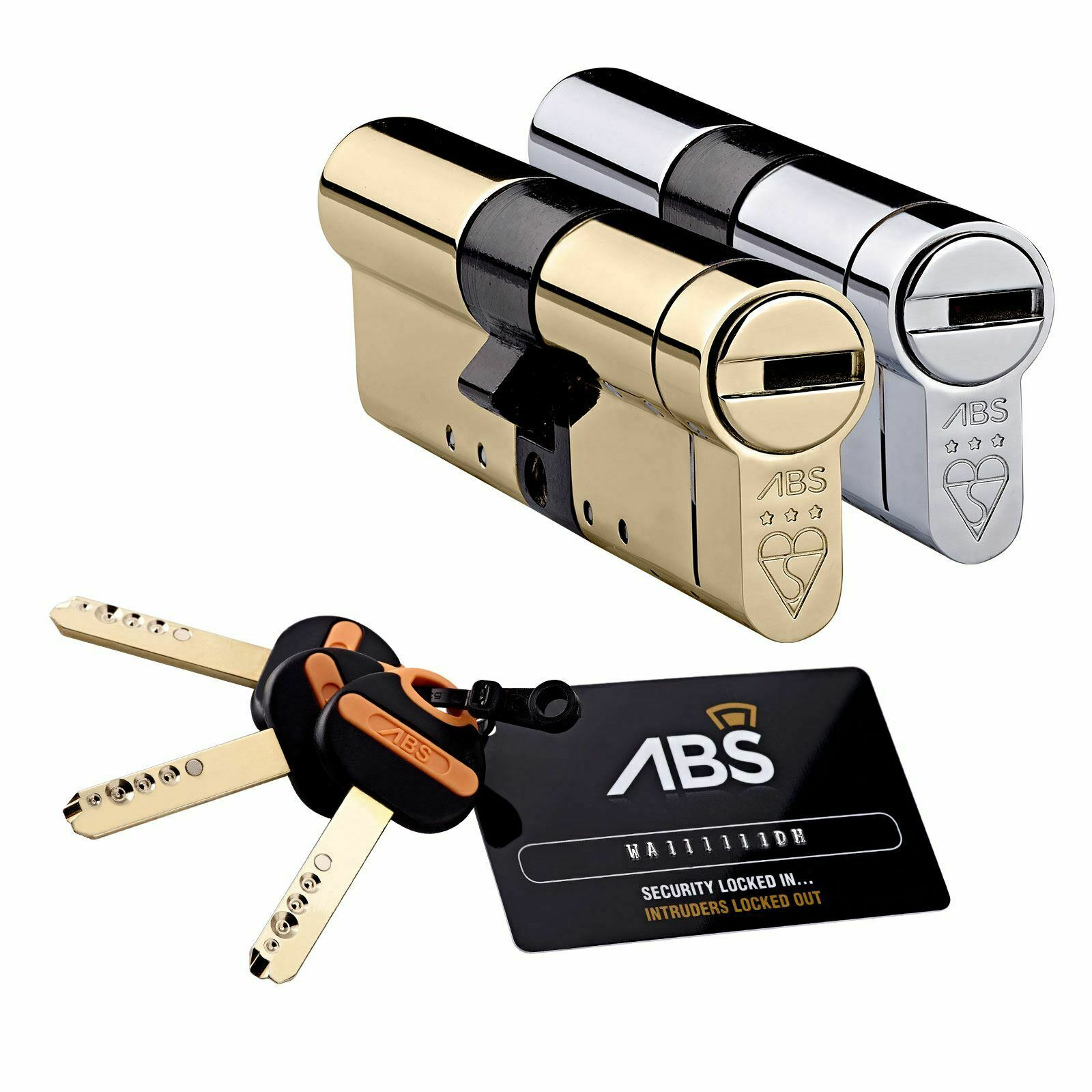 Avocet abs high security euro cylinder upvc door lock anti for Door lock germany