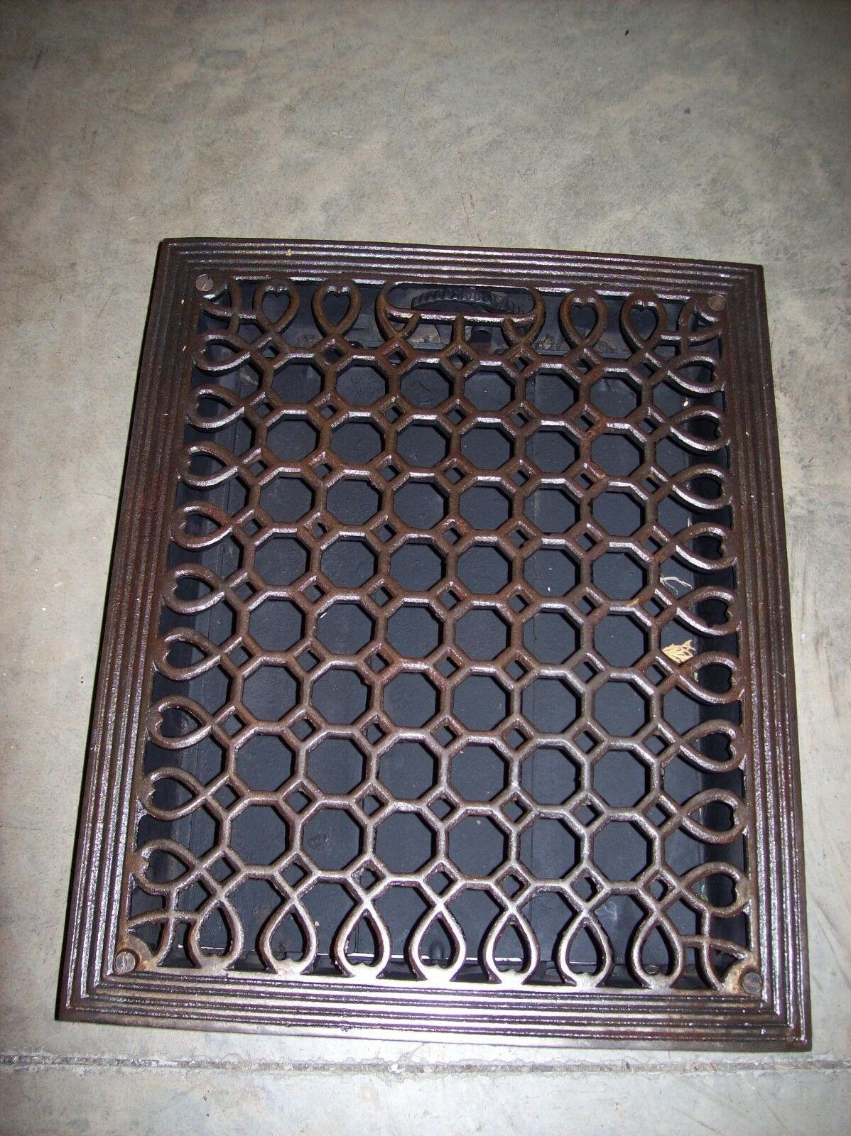 "large honey loops heating grate 15"" x 12"" insert  (G 29)"