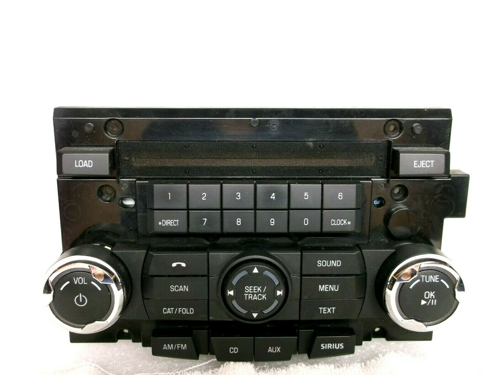 Ford Fusion Cd Player Not Working