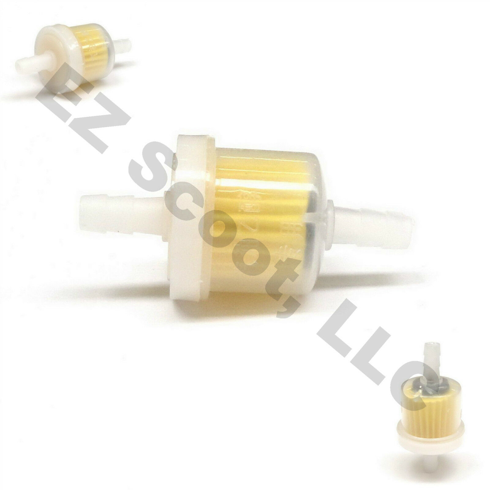 Universal Fuel Filter Gy6 2 4 Stroke Scooter Atv Kymco Roketa Tank Jcl Bms 249 Sunl 1 Of 3only Available