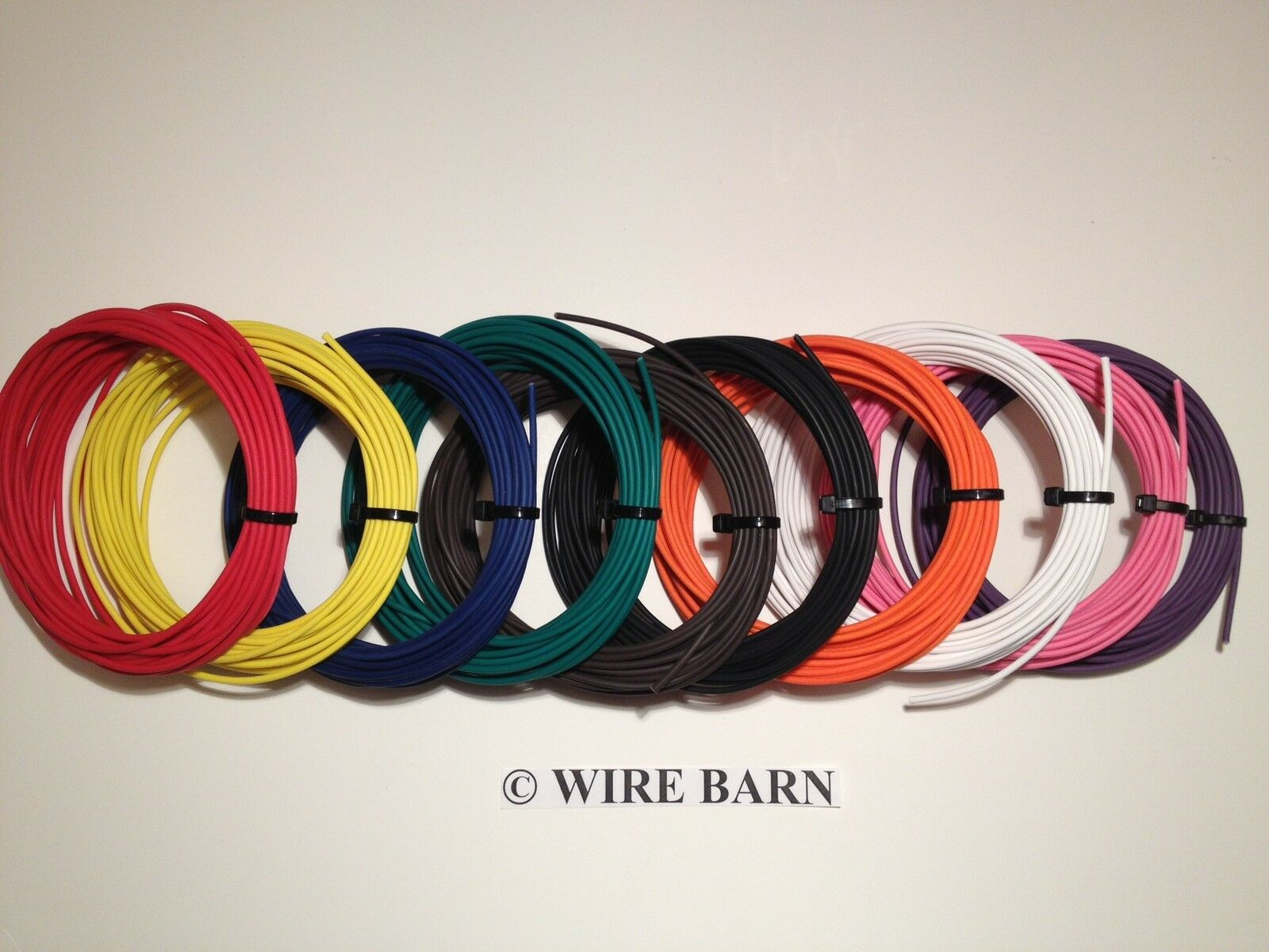 Awesome Automotive Wire With Tracer Colors Contemporary ...