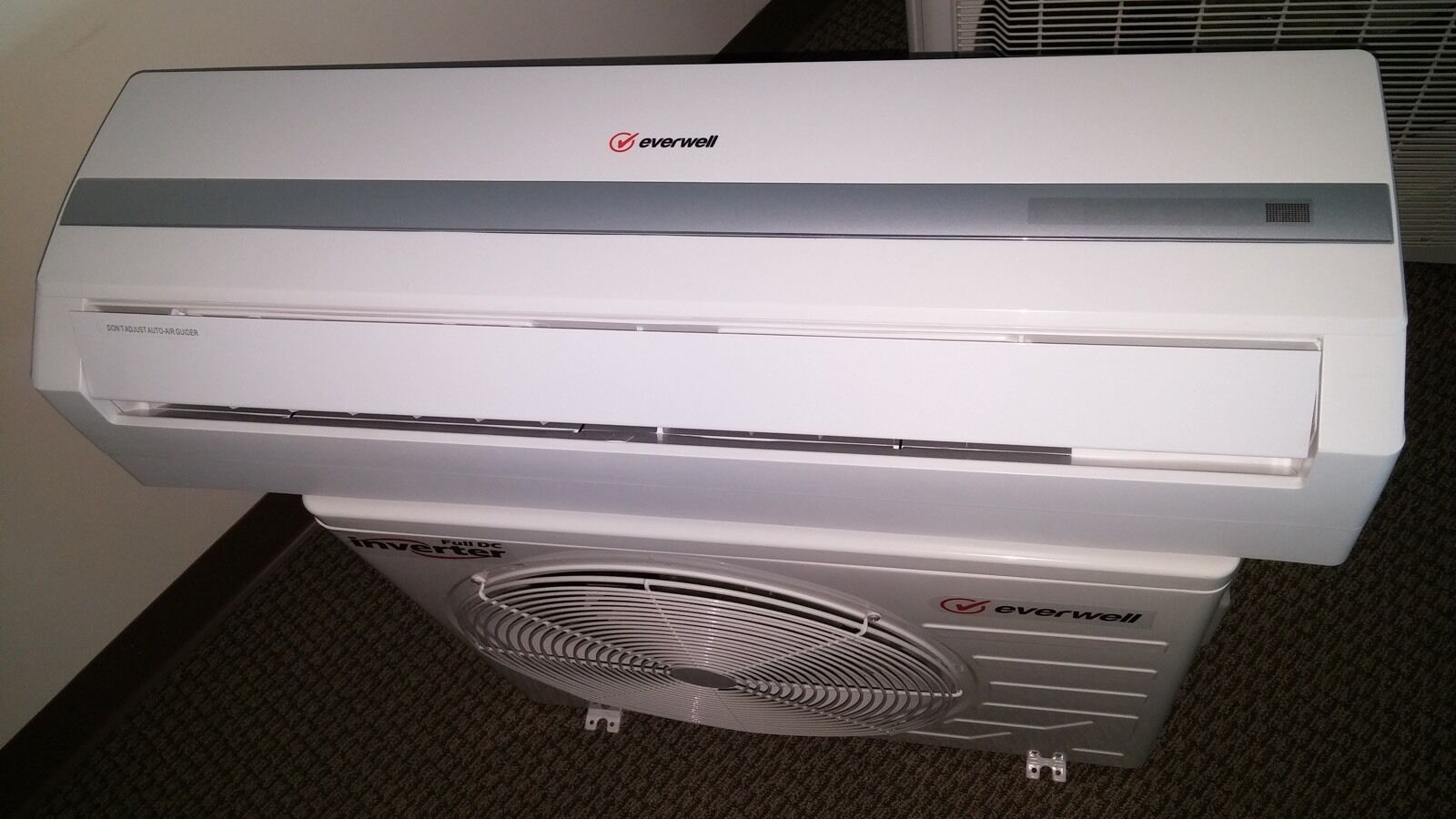 100 basement air conditioner ductless mini splits vs for Ductless ac
