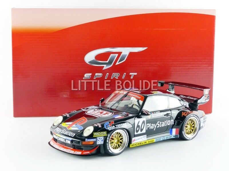 gt spirit 1 18 porsche 911 993 gt2 le mans 1998 gt103 eur 99 95 picclick fr. Black Bedroom Furniture Sets. Home Design Ideas