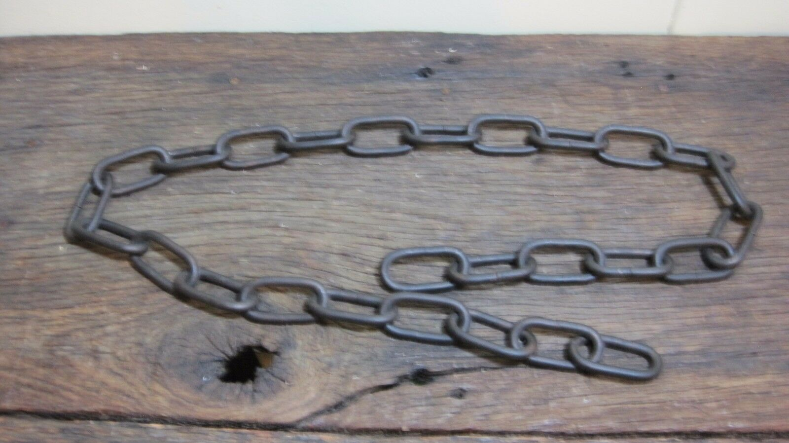 Vintage Mid Century Heavy Duty Light Fixture Hanging Chain Replacement Parts