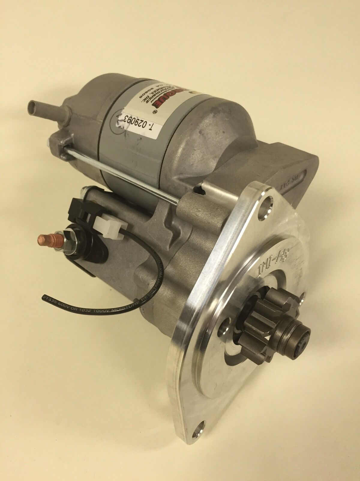 New Imi Performance Ford Model A High Torque Mini Starter 14kw 12 Flathead Volt Wiring 1 Of 6free Shipping