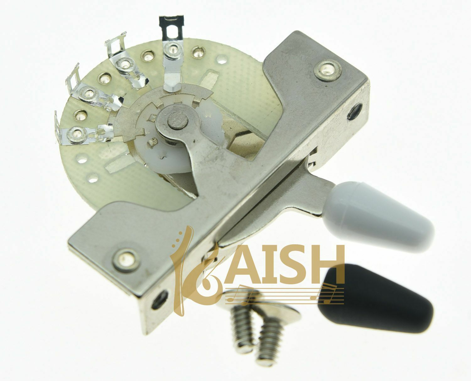 Strat Tele 5 Way Guitar Pickup Selector Switch Crl Style Switches W 1 Of 5only 3 Available