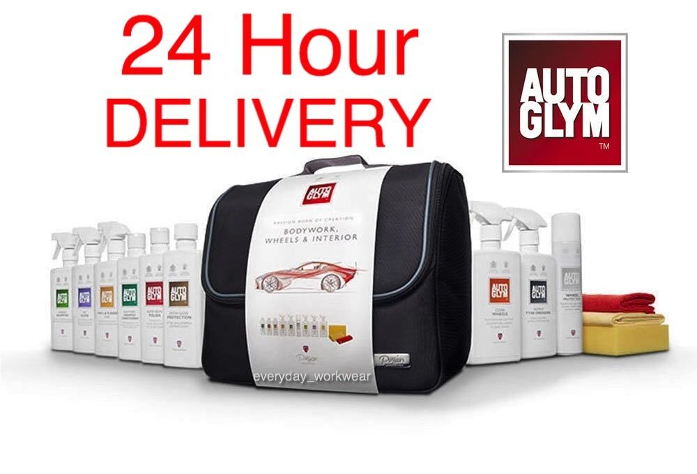 autoglym perfect bodywork wheels interior collection kit car cleaning gift set. Black Bedroom Furniture Sets. Home Design Ideas