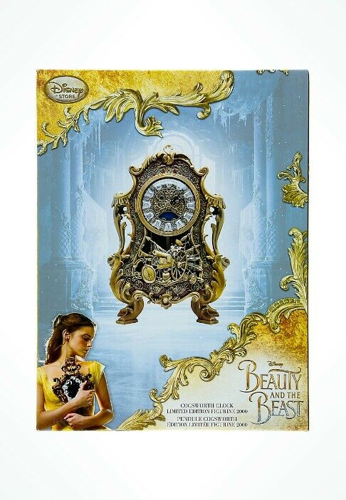 Disney Beauty The Beast Live Action Limited Edition