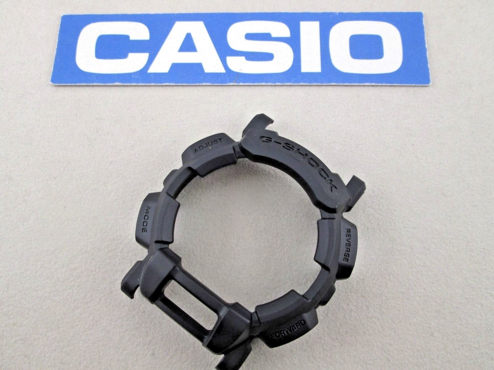 Genuine Casio G Shock Gd 400 400mb Black Resin Watch Case Cover Gshock Original Ga100mb 1adr Ga 100mb 1 Of 6only Available