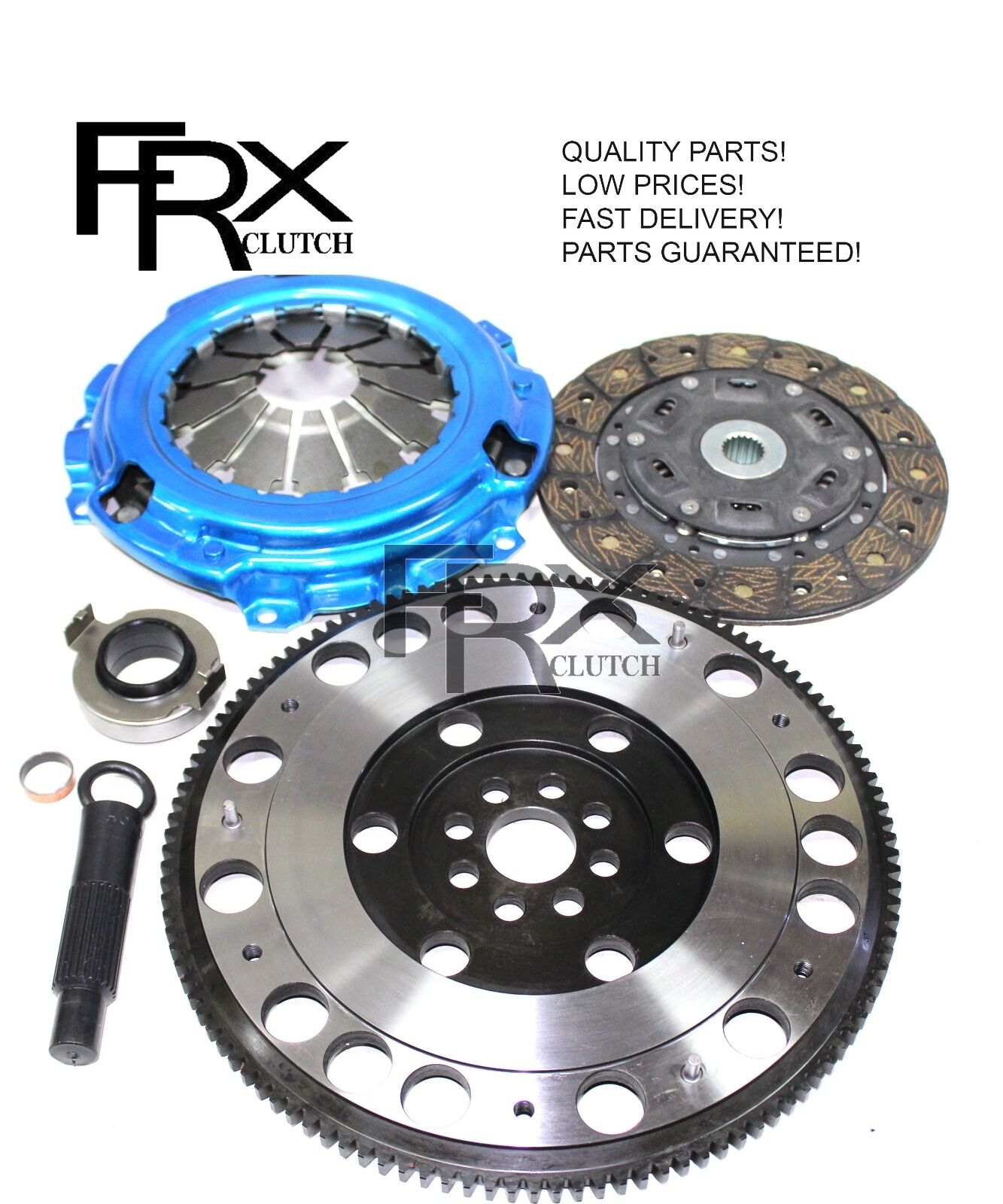 FRX STAGE Clutch Kit And Race Flywheel Honda Civic Si L Acura - Acura rsx type s flywheel