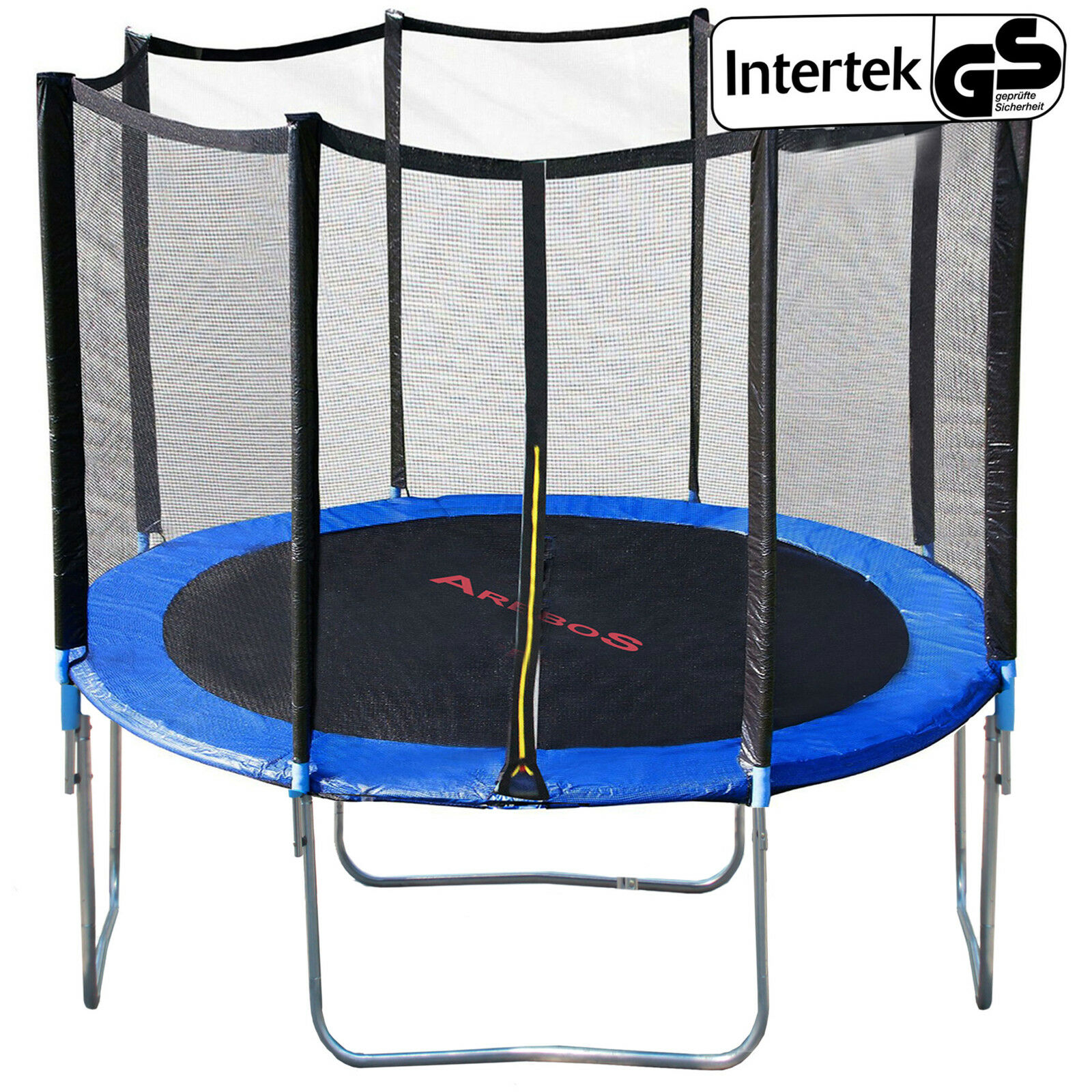 outdoor trampolin 366 cm gartentrampolin mit. Black Bedroom Furniture Sets. Home Design Ideas