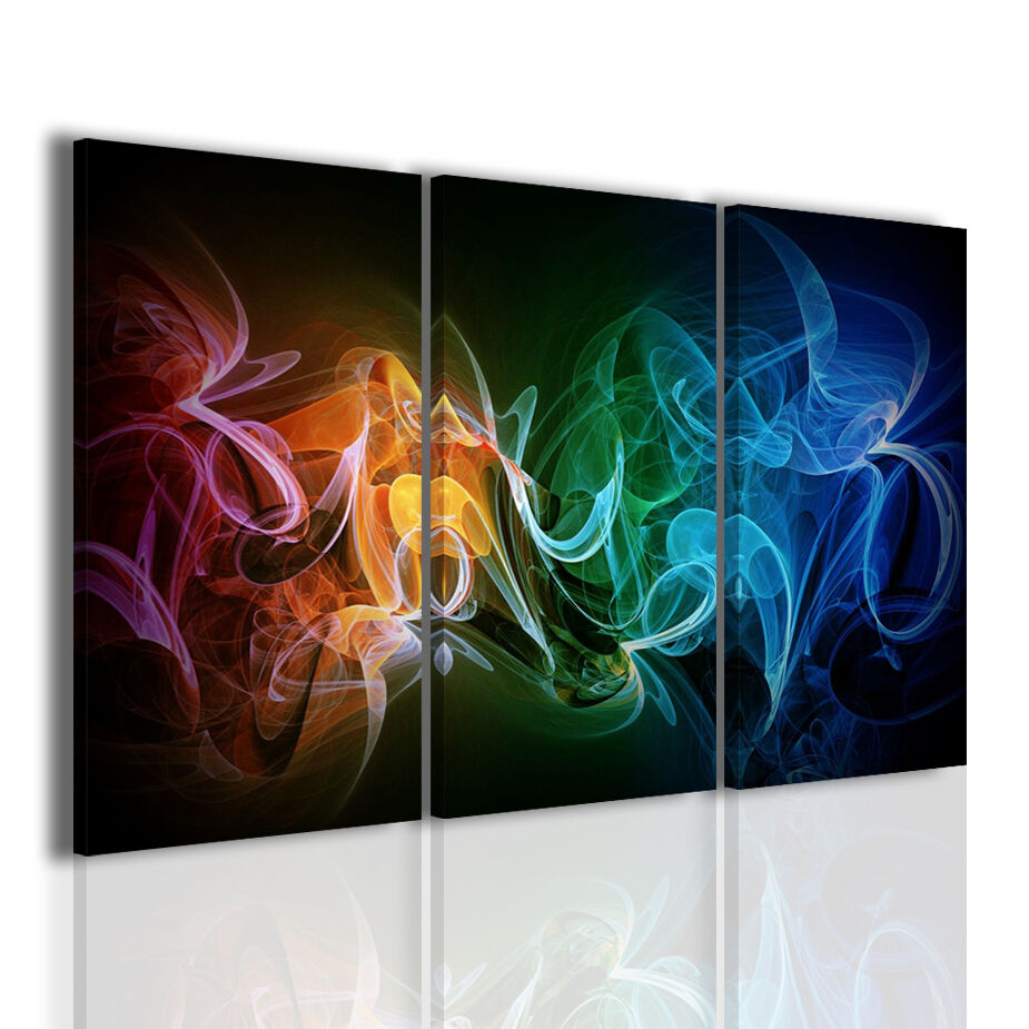 Quadri moderni smoke design ii quadro moderno astratto for Quadri design