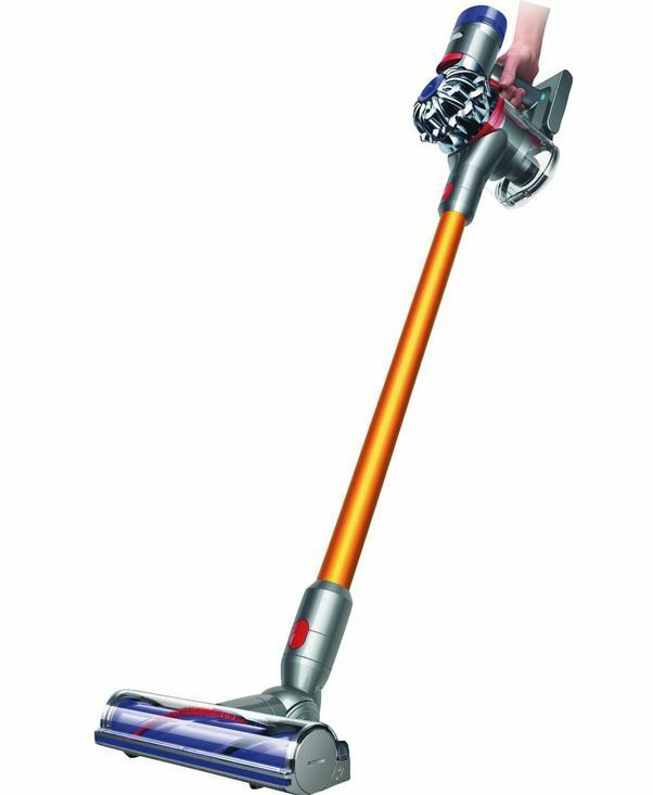 dyson v8 absolute handsauger akku stielsauger staubsauger neu ovp eur 499 99 picclick de. Black Bedroom Furniture Sets. Home Design Ideas