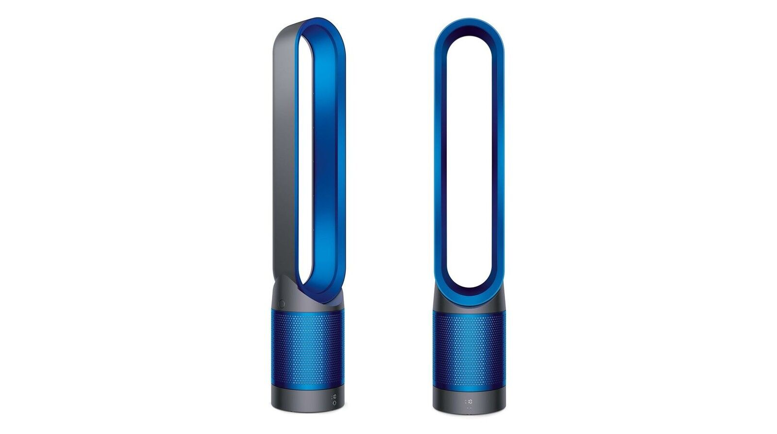 dyson pure cool link tower purifier fan blue brand new. Black Bedroom Furniture Sets. Home Design Ideas