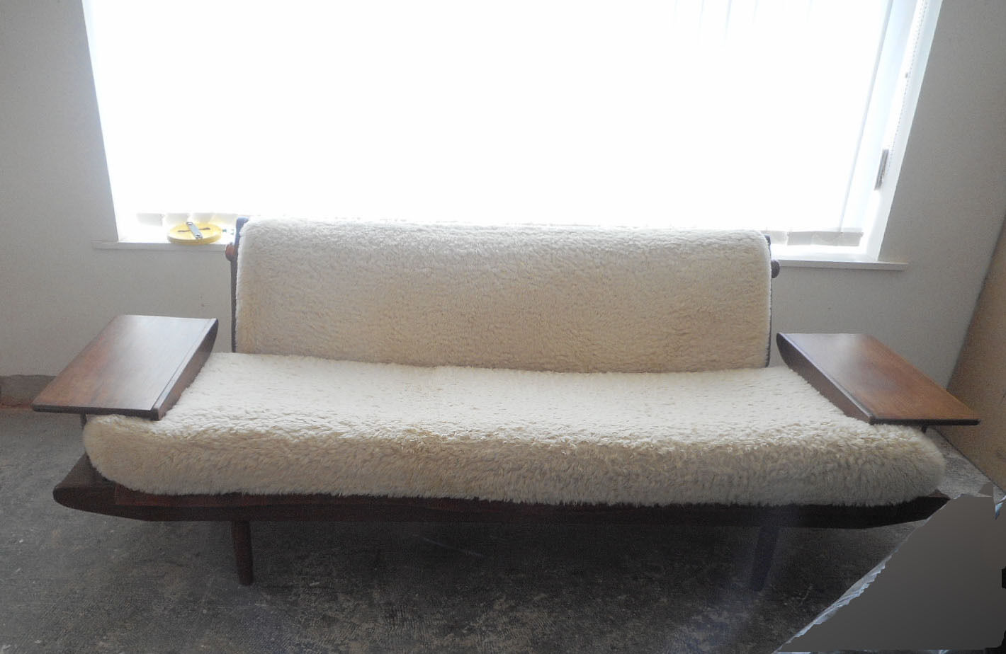 Iconic Vintage Retro Mid Century Toothill Sofa Bed Seating