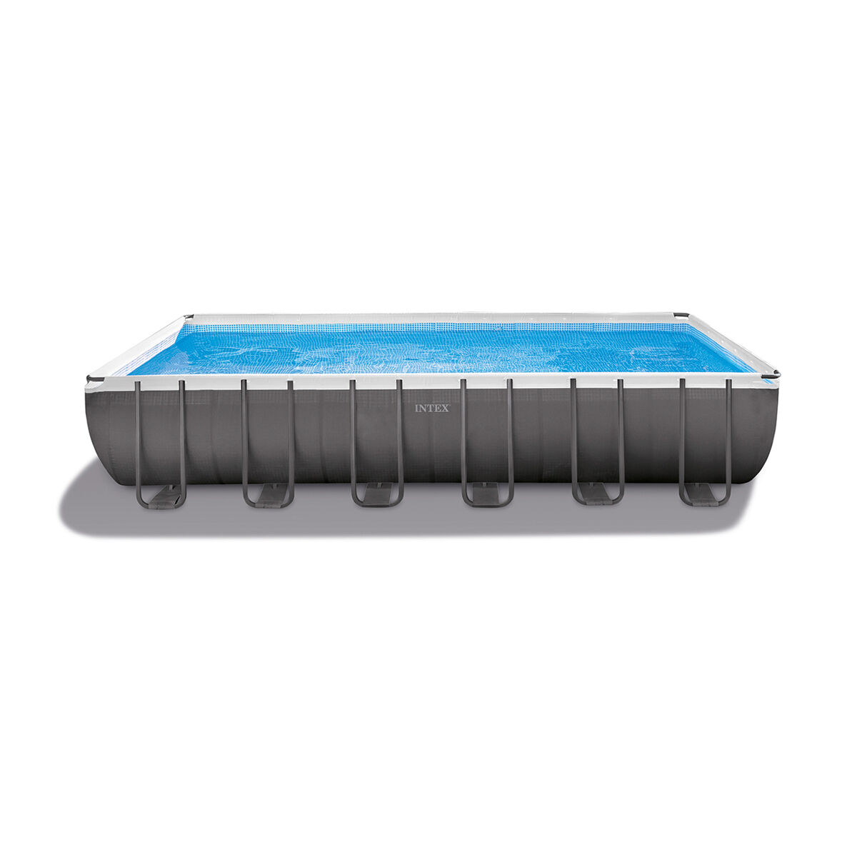 Piscina Rectangular Ultra Frame 732 – Intex 28362 • EUR 780,00 - PicClick IT