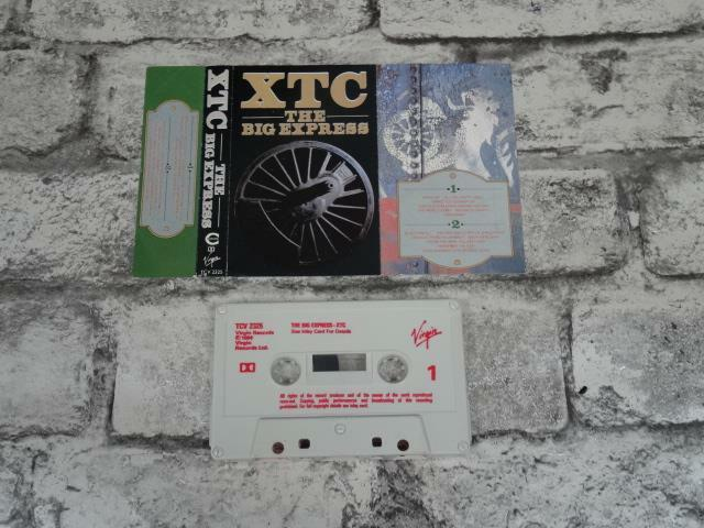 XTC - The Big Express / Cassette Album Tape / 3226 • £7.99 - PicClick UK