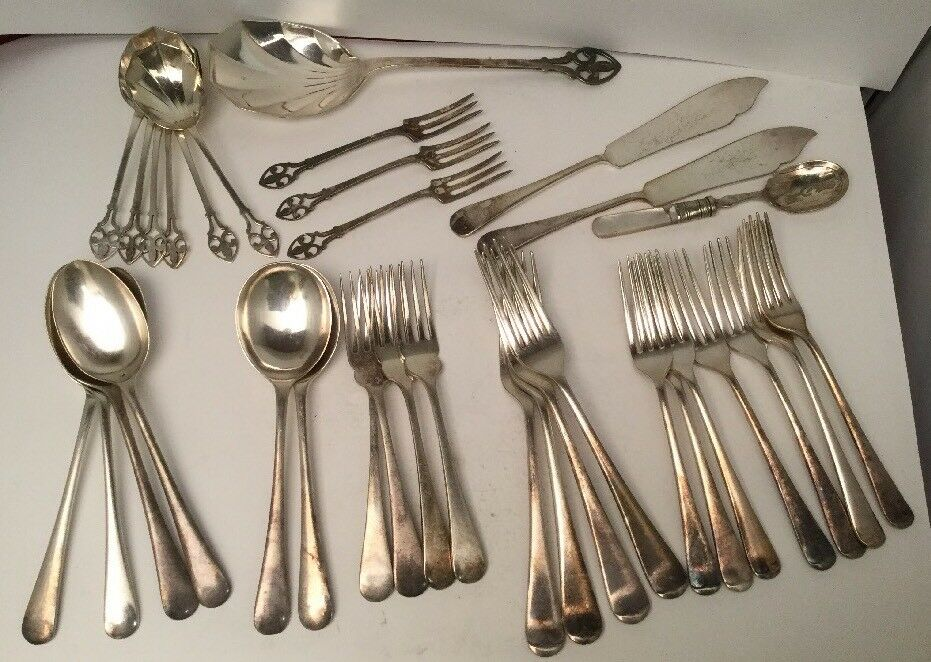 Dating system for elkington silver plate