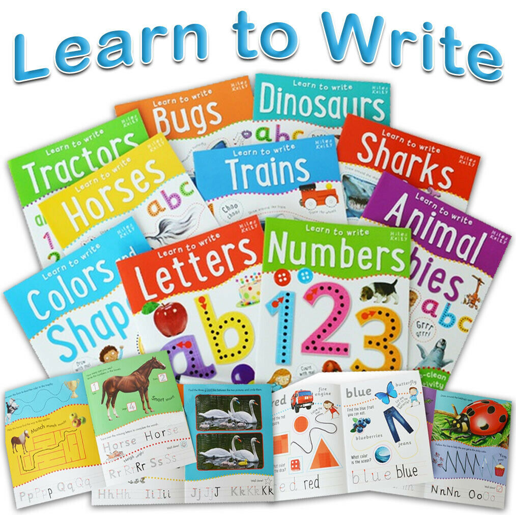 Write Learn Wipe: Things That Go by Staff of Hinkler Books ...