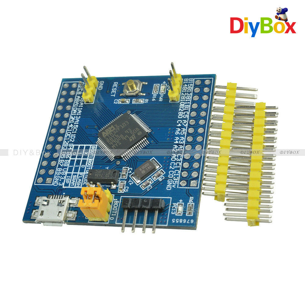 Stm32f103rbt6 Arm Stm32 Minimum System Development Board Cortex M3 Stm32f103c8t6 Module M76 1 Of 6only 4 Available