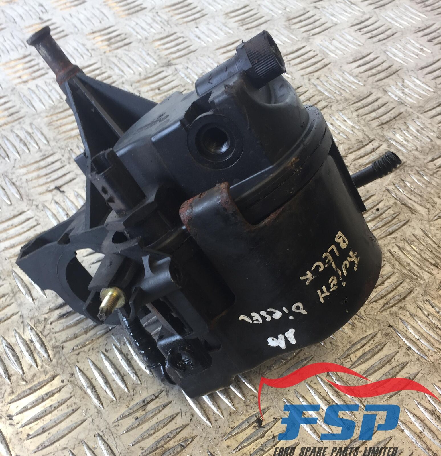 Ford Fusion 2 1.4 Diesel 2002-2006 Fuel Filter Housing 1 of 2Only 1  available ...