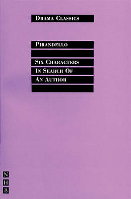 pirandello six characters search author analysis dramatic Six characters in search of an author, by luigi pirandello the six characters enter we bring you a drama, sir the step-daughter we may be your fortune.